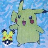 3D Pikachu Poke'Ball