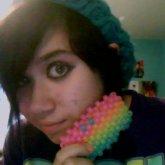 Glow-In-The-Dark Rainbow Cuff
