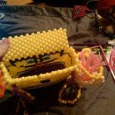 Spongebob Jellyfishing Backpack (inside)