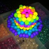 Small Rainbow Top Hat