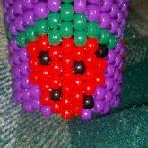 Strawberry Cuff!!