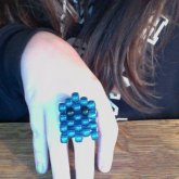 Pacman Ghost Ring:3
