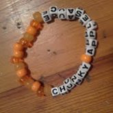 Chunky Applesauce Single (orange)