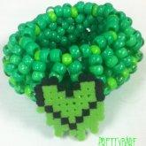 Slime Inspired Ufo Cuff.