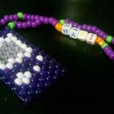 DJ HAPI Purple Gameboy