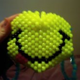 Smiley Face Mask.
