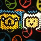 Finn And Jake Flat Peyote Stitch