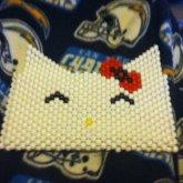 My Hello Kitty Bag For Alexandra. Happy Birthday! <3