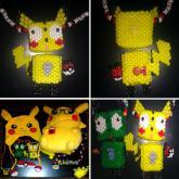 3D Pikachu Gir