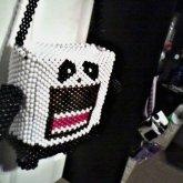 Panda Domo Bag