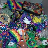 A Pic Of The Top Of My Kandi Boxx