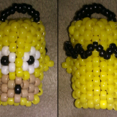 3D Homer Head Inspired By Mosquito777