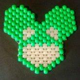 *Green Deadmau5 Head*