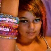 Braclets That My Mom Has Made Me <3