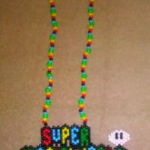 Super Mario World Necklace