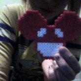 Deadmau5 Fuse Beads