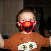 Elmo Mask :)