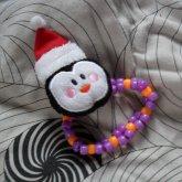 Penguin Santa!!!!!!