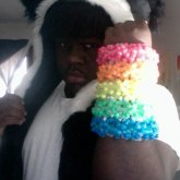 Part 3. Legendary Rainbow Ufo Cuff