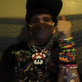 Another Mask(;