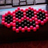 Pink Brass Knuckles! :D