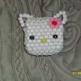 3d Hello Kitty Head