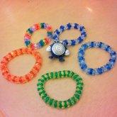 Tri-bead Singles