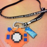 Digivice Lanyard