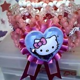 Front Of Hello Kitty 3D