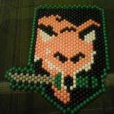 Foxhound Emblem Kandi