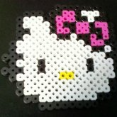 Hello Kitty Perler