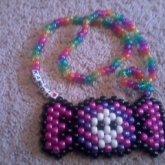 Poison Candy Kandi Necklace Lol