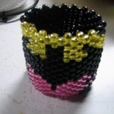 Batman Pink/yellow :)