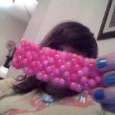 Pink Xbase Cuff