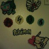 My Pokemon Kandi Wall