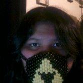 Zelda Triforce mask