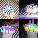 Rainbow Ufo Cuff