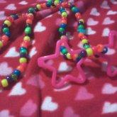 Star Sunglasses Necklace