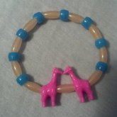 Pink Hairless Giraffes...