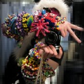 Picture Of Me And Some Of My Kandi :3