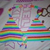 Rainbow Kandikini
