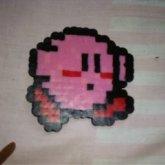 Fuse Bead Kirby
