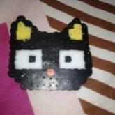 Fuse Bead Choco Cat