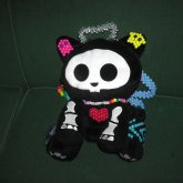 My Kandi Backpack - Front