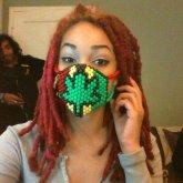 Marijuanaaa.... Mask
