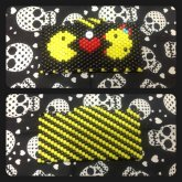 Mr. && Mrs. Pac-man Wallet!