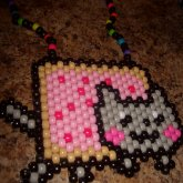 NYAN Cat Necklace