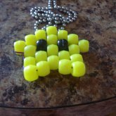 Mario Star Necklace