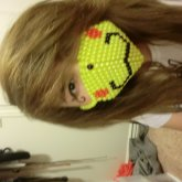 My Pikachu Mask!!! :3