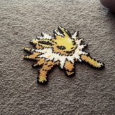 Jolteon Fuse Bead